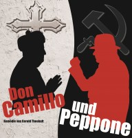 Don Camillo und Peppone - Plakat